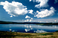 KIELDER, CLOUDS & SKY