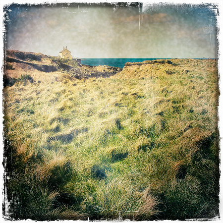 HOWICK BATHING HOUSE, NORTHUMBERLAND